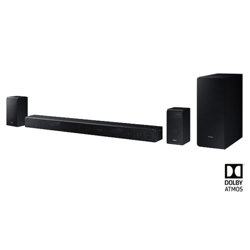 Samsung Series 9 5.1.4ch Soundbar & Wireless Subwoofer