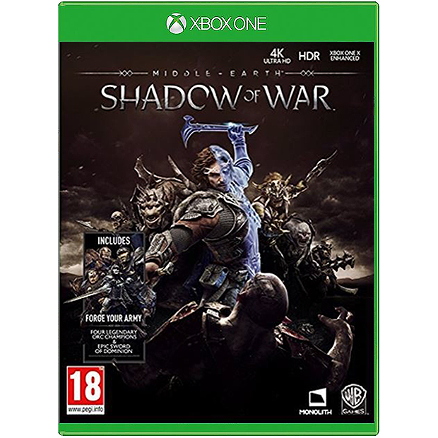 XB1 Middle-Earth: Shadow of War (PAL Import)