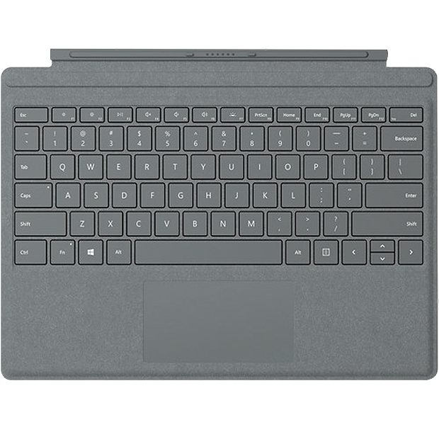 Microsoft Surface Go Signature Cover.