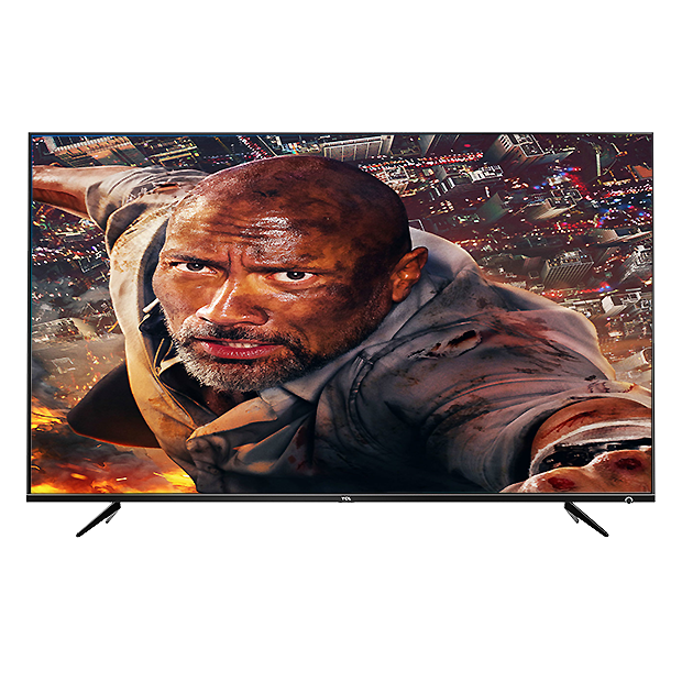 "TCL 50"" QUHD LED LCD Smart TV- 50P6US"
