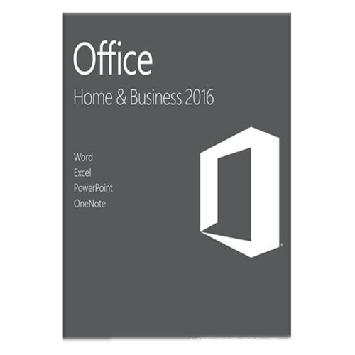Microsoft Office Home & Business Mac 2016- Digital for Convenience