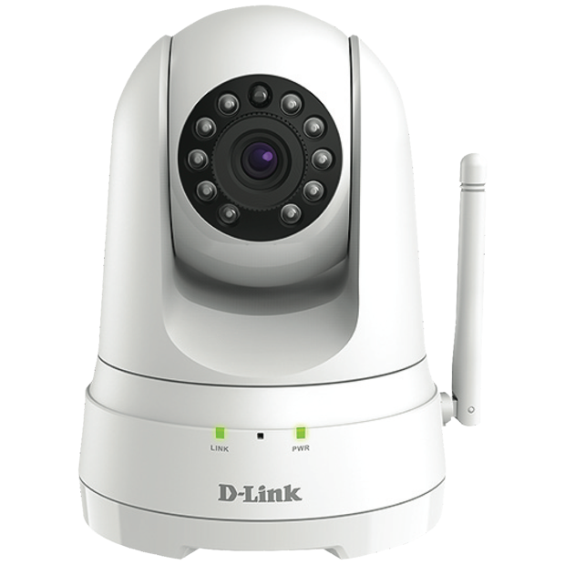 D-Link Full HD Pan and Tilt Wi-Fi Security Camera-DCS-8525LH