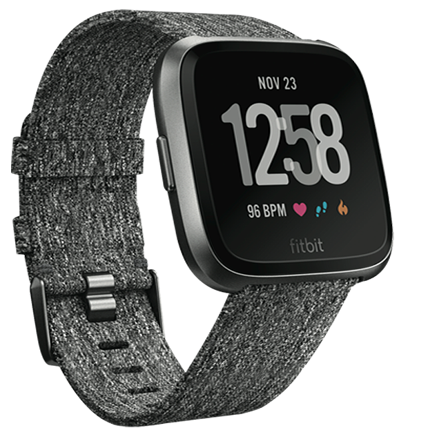 Fitbit Versa Smart Watch Special Ed