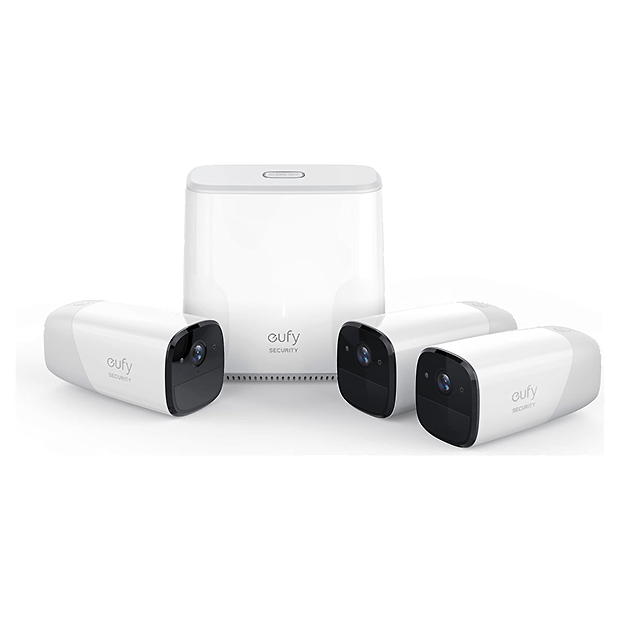 EUFY CAM SECURITY KIT 3 PACK-T8804CD2