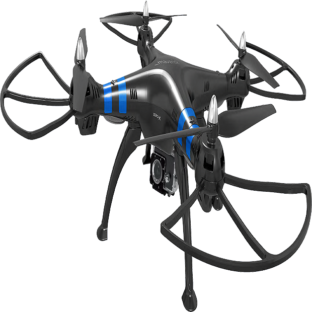 ZERO-X MAVERICK DRONE GPS And WIFI